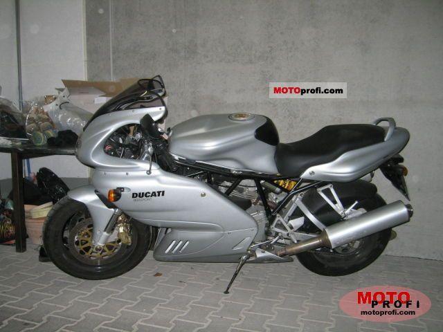 Ducati 800 Sport 2003 photo