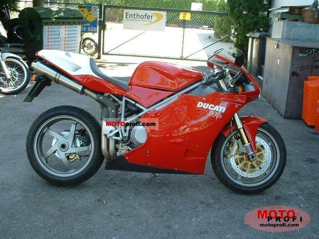 Ducati 998 S 2002 photo