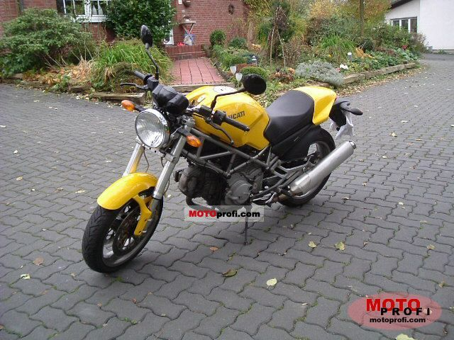 Ducati Monster 620 i.e. 2002 photo