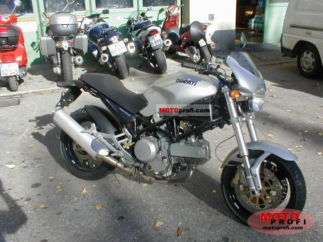 Ducati Monster 620 i.e. 2004 photo