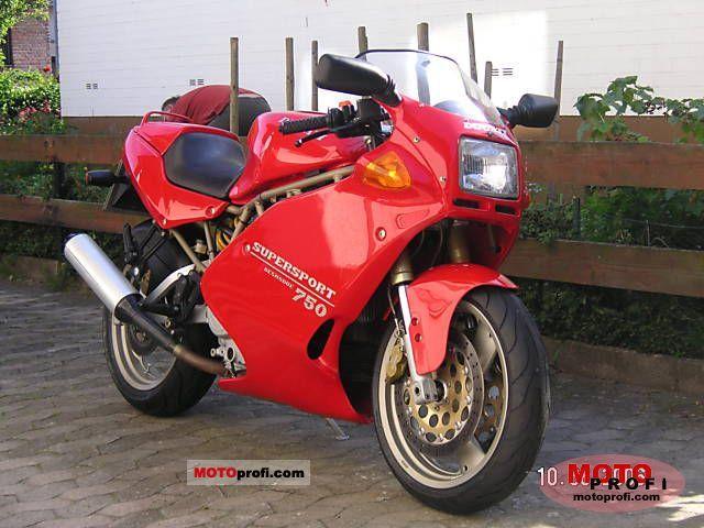 Ducati SS 750 C 1996 photo