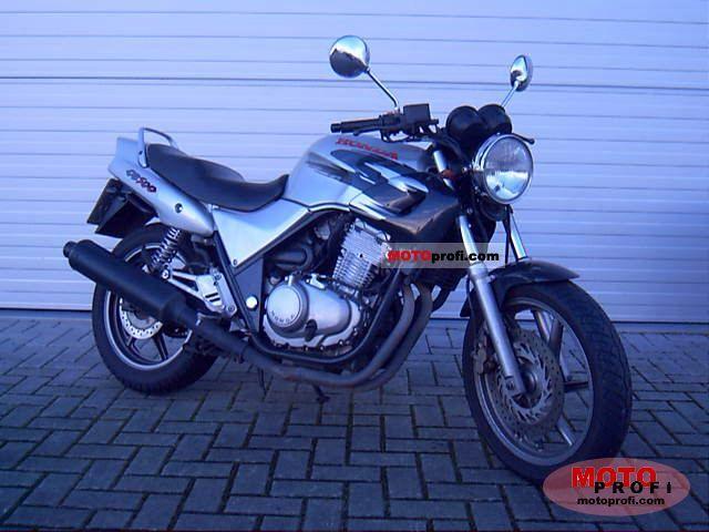 Honda CB 500 1998 photo