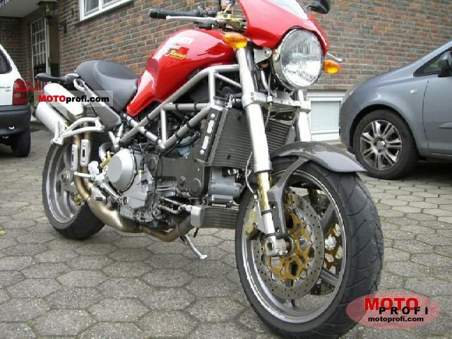 Ducati Monster S4R 2005 photo