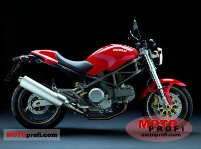 Ducati Monster 620 Standard i.e. 2003 photo