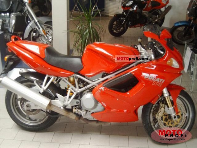 Ducati ST4S ABS 2003 photo