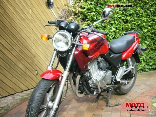 Honda CB 500 2000 photo