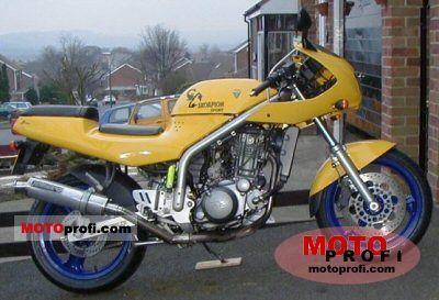 MuZ Skorpion Sport 660 1995 photo