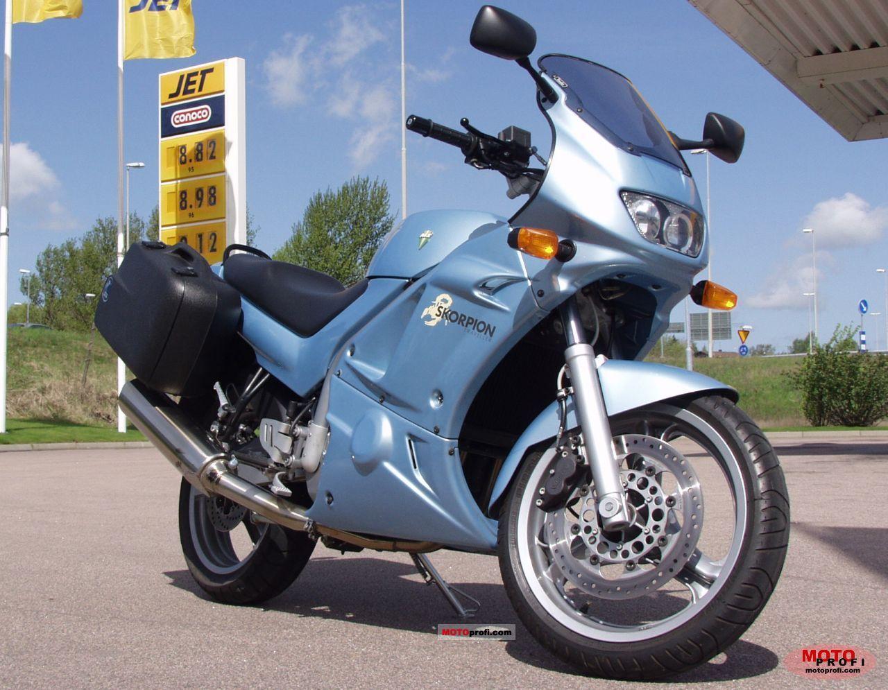 MuZ 660 Skorpion Traveller 1998 photo