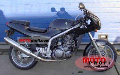 MuZ 660 Skorpion Sport 1997 photo
