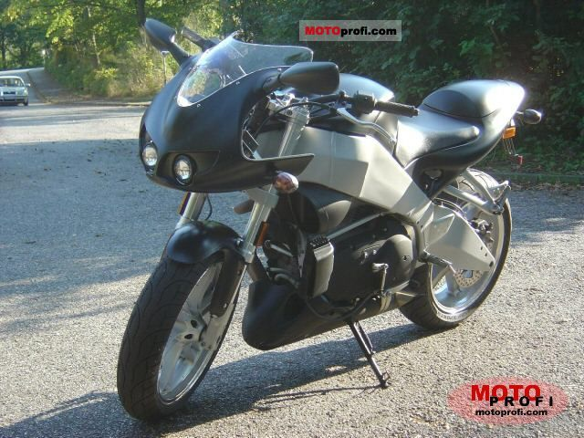 Buell XB9R Firebolt 2002 photo