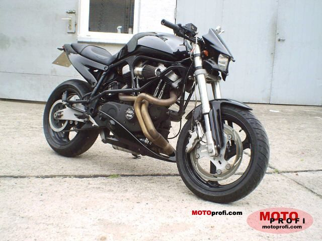 Buell X1 Lightning 1999 photo