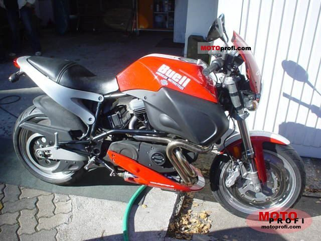 Buell X1 Lightning 2000 Specs and Photos