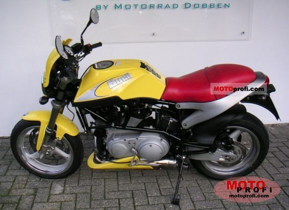 Buell X1 Lightning 2002 photo