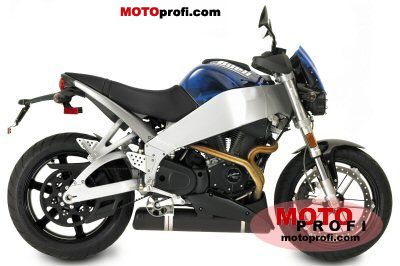 Buell Lightning CityX XB9SX 2005 photo