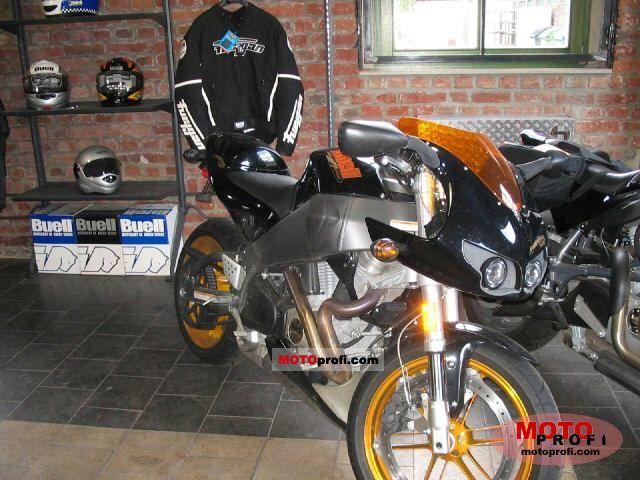 Buell Firebolt XB12R 2004 photo
