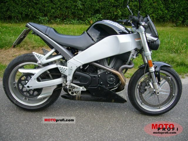 Buell Lightning XB9S 2003 photo