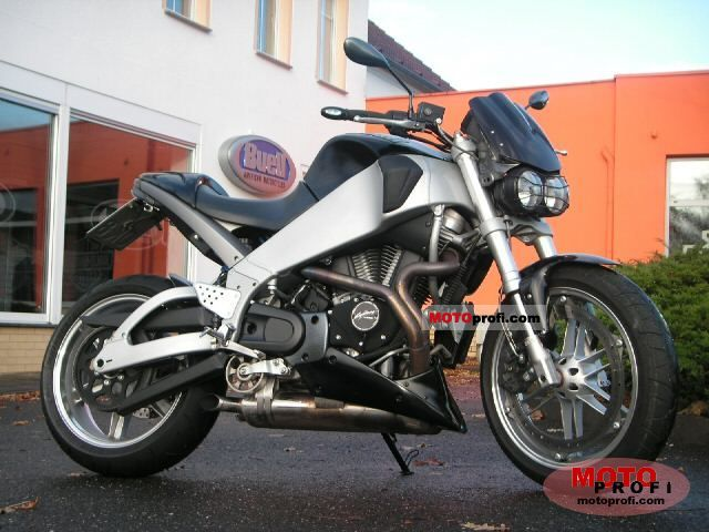 Buell Lightning XB9S 2004 photo