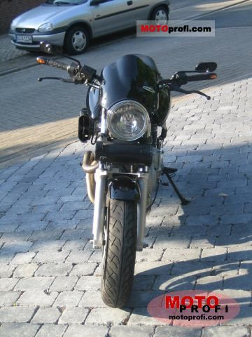 Buell M2 Cyclone 1999 photo