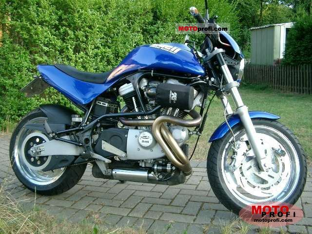 Buell M2 Cyclone 2002 photo