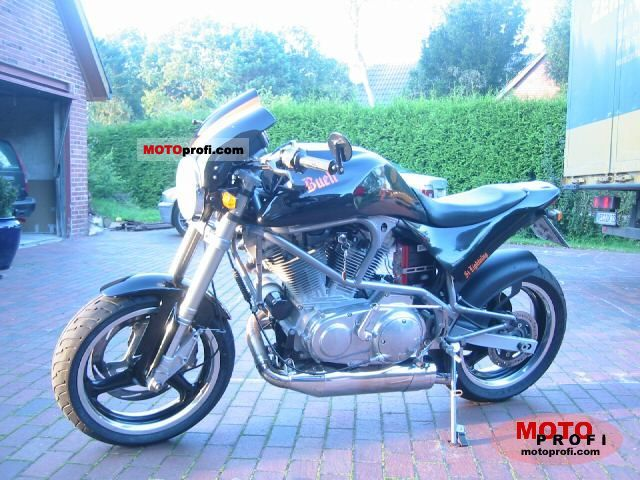 Buell S1 Lightning 1997 Specs And Photos
