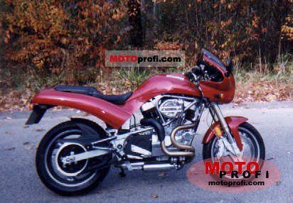 Buell S3 Thunderbolt 1998 photo