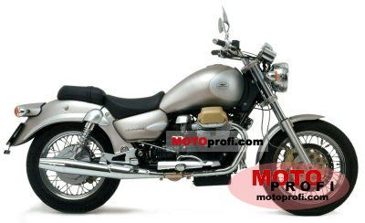 Moto Guzzi  California Aluminium 2004 photo