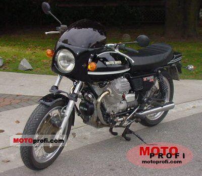 Moto Guzzi V 1000 G 5 1979 photo
