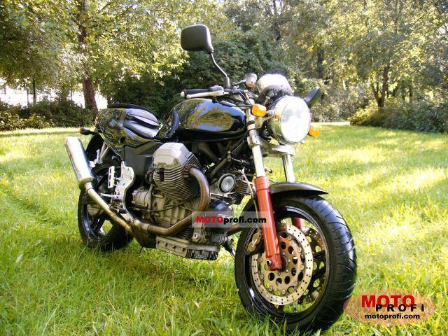 Moto Guzzi Sport 1100 1996 photo