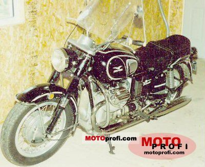 Moto Guzzi V7 750 Sport 1971 photo