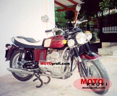 Moto Guzzi V7 750 Sport 1972 photo