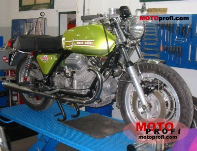 Moto Guzzi V7 750 Sport 1974 photo
