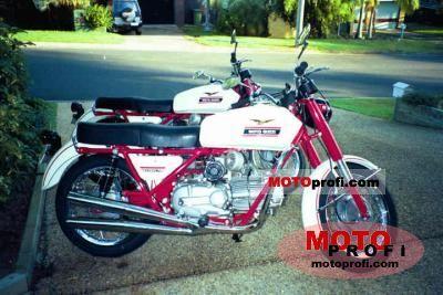 Moto Guzzi Falcone Sport 1972 photo