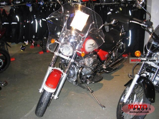 Moto Guzzi California 1100 EV 2000 photo