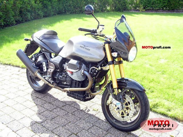 Moto Guzzi  V 11 Cafe Sport 2004 photo