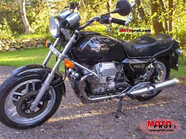Moto Guzzi Mille GT 1988 photo