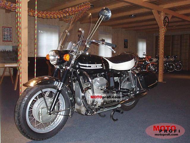 Moto Guzzi V7 850 California 1972 photo