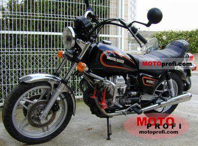 Moto Guzzi V 50 C 1983 photo