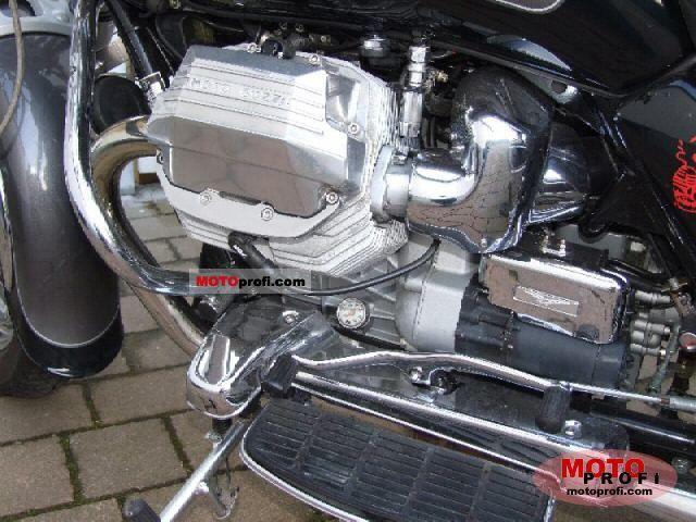 Moto Guzzi 1100 California EV 1998 photo