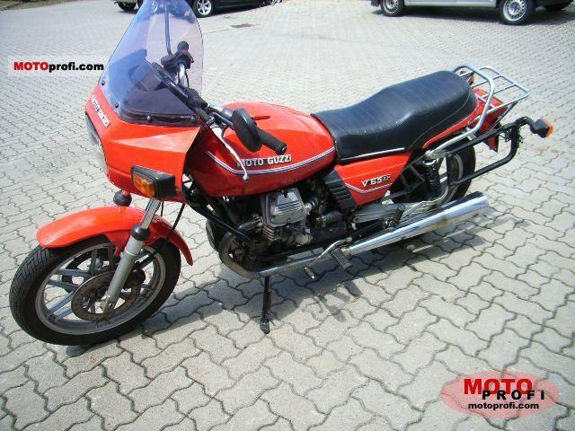 Moto Guzzi V 65 SP 1985 photo