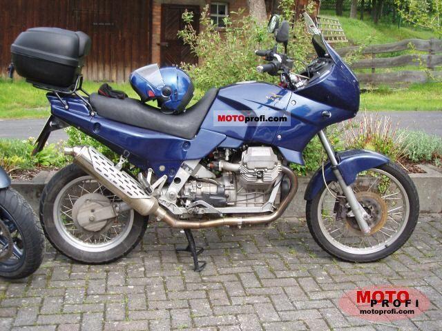 Moto Guzzi Quota 1000 1995 photo