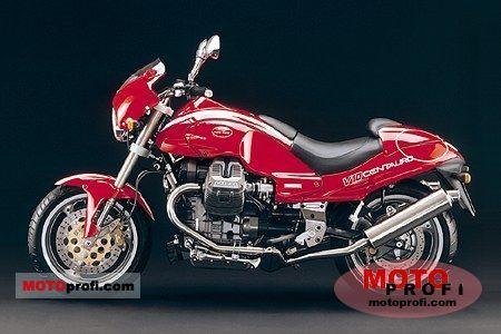 Moto Guzzi V 10 Centauro Sport 2001 photo