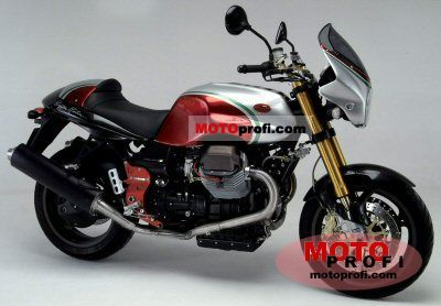 Moto Guzzi  V 11 Coppa  Italia 2004 photo