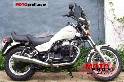 Moto Guzzi V 65 Florida 1988 photo