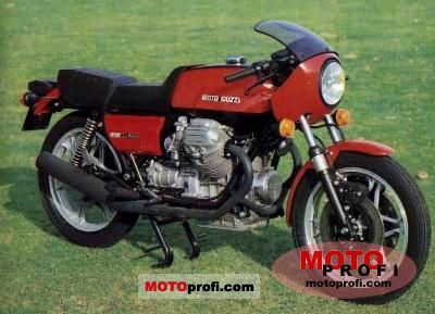 Moto Guzzi 850 Le Mans 1978 photo