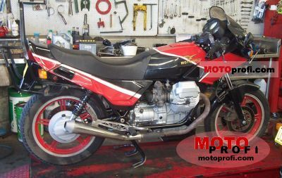 Moto Guzzi V 1000 Le Mans V 1988 photo