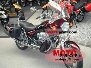 Moto Guzzi California EV Touring 2003 photo