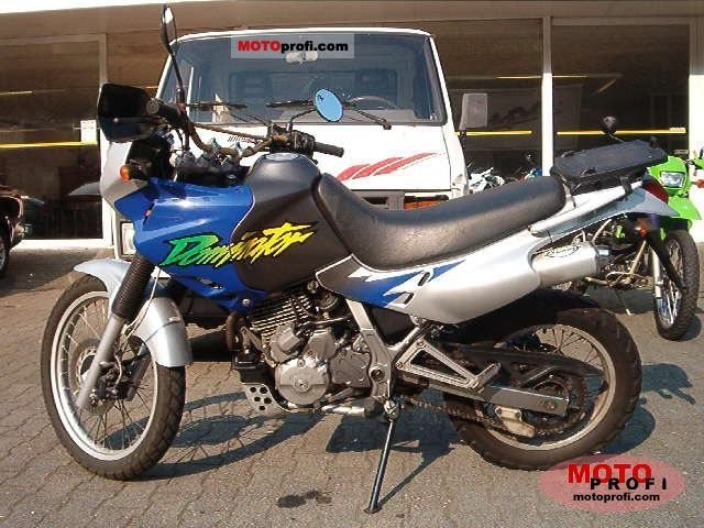 Honda NX 650 Dominator 1996 photo