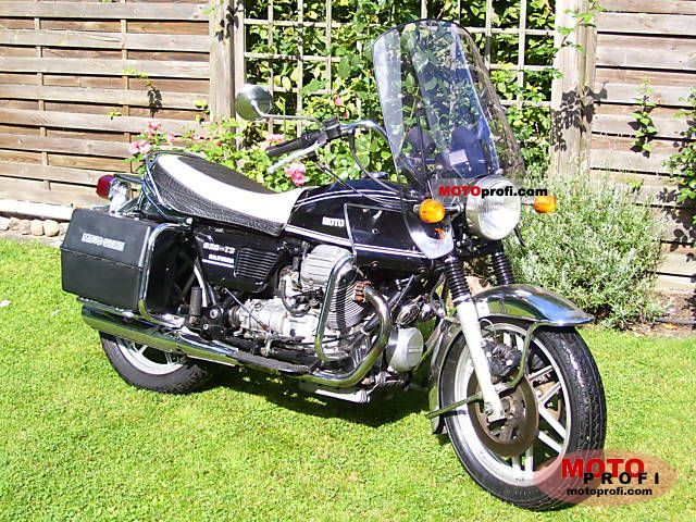Moto Guzzi 850 T 3 California 1978 photo