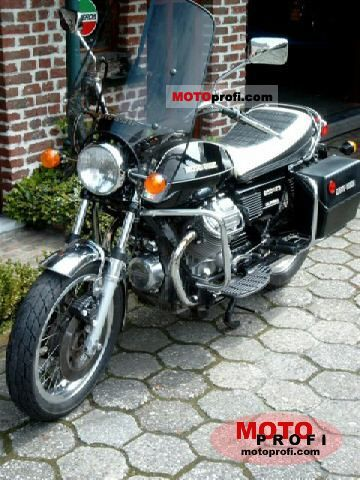 Moto Guzzi 850 T 3 California 1980 photo