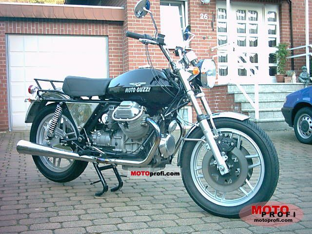 Moto Guzzi 850 T 3 1977 photo